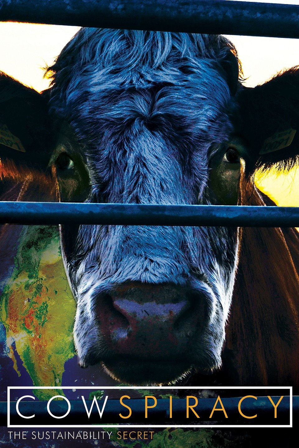 Cowspiracy Documentary Cover
