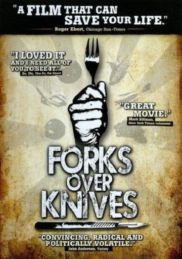 Forks Over Knives DVD Cover